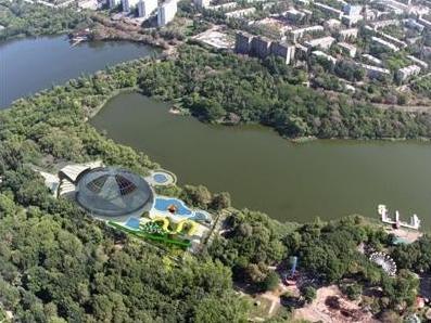Аквапарк в Донецке