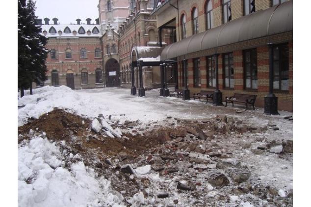 Вокзал в Дебальцево сегодня