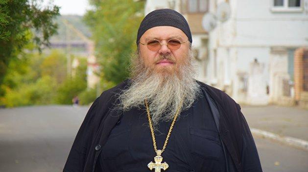 Протоиерей Никита Панасюк