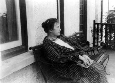 Энни Гвен в 1954 году