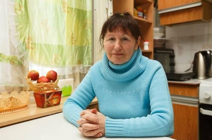 Тамара Пастухова из Красногоровки