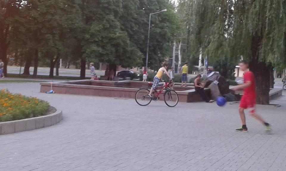 Донецк, будем жить