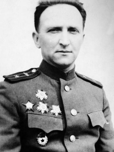 Иван Констатинович Белодед