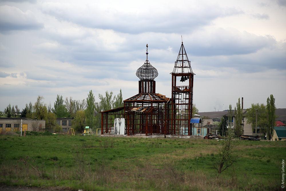 донецк церковь