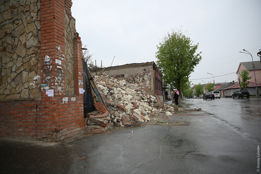 луганск дом в центре