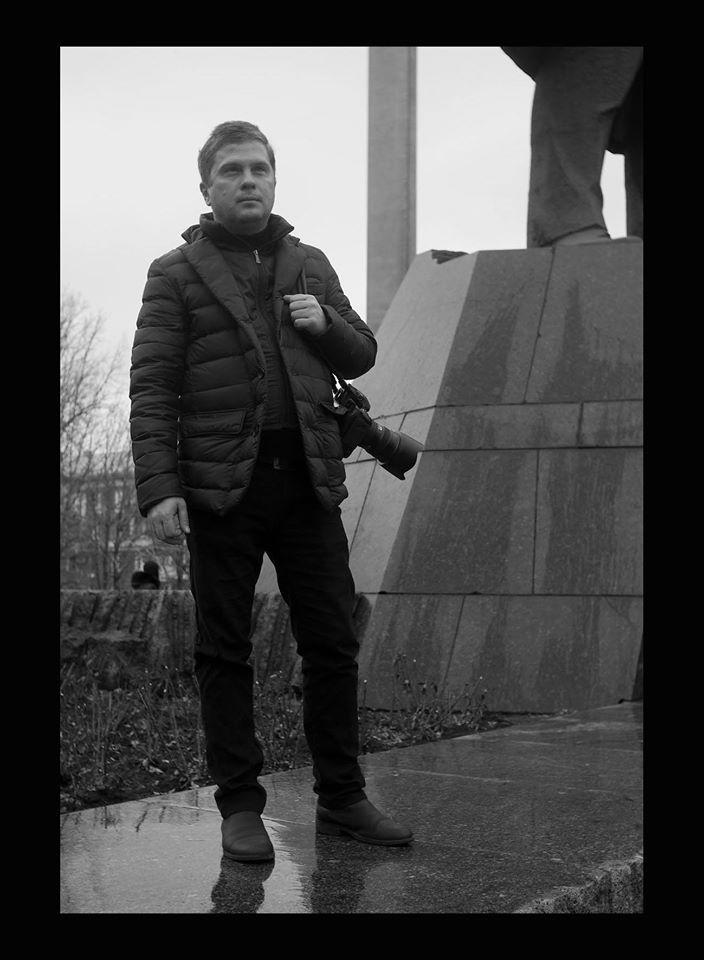 Александр Худотеплый на фото Александра Стринадко