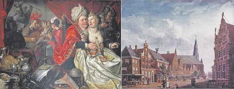 картины из Голландии