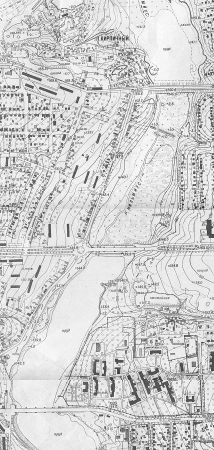 Карта Донецка 1065