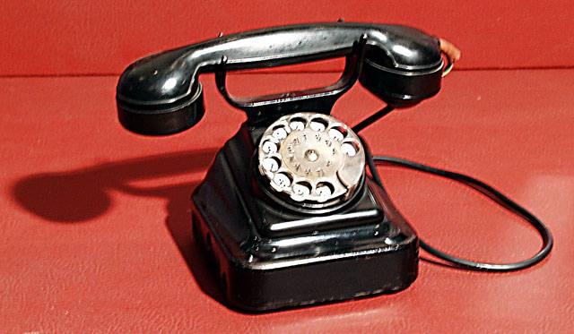 Телефонизация Сталино
