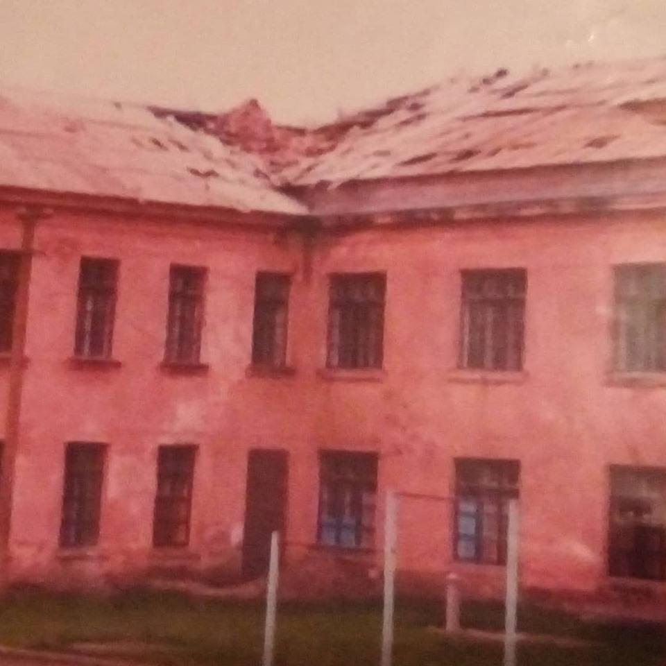 школа в саханке