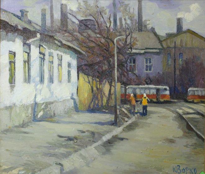 Донбасс юрий зорко