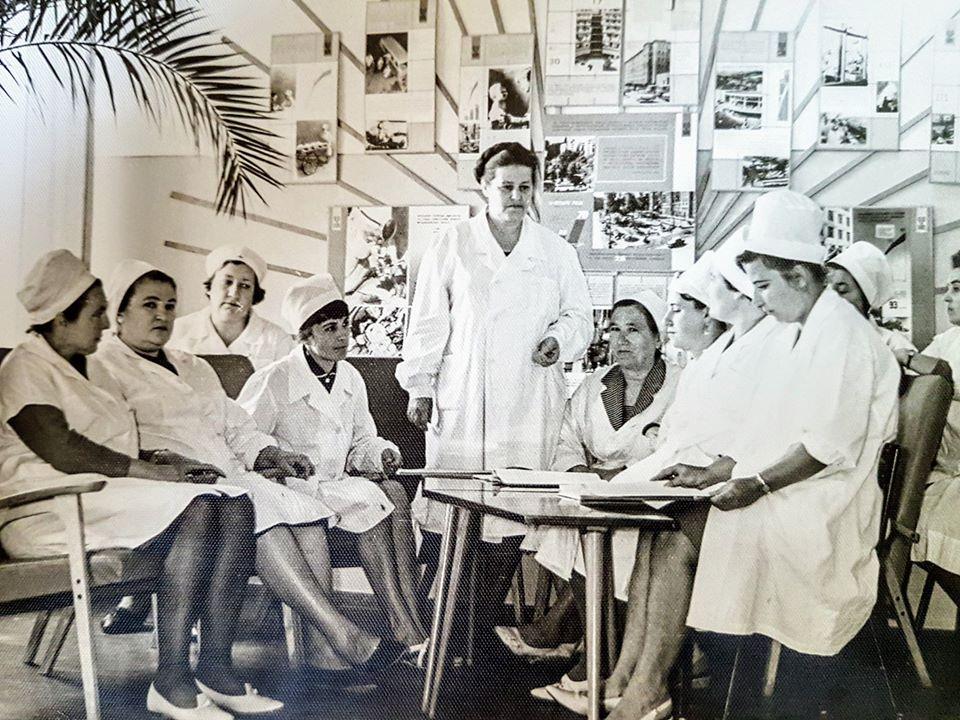 Сталинград медики
