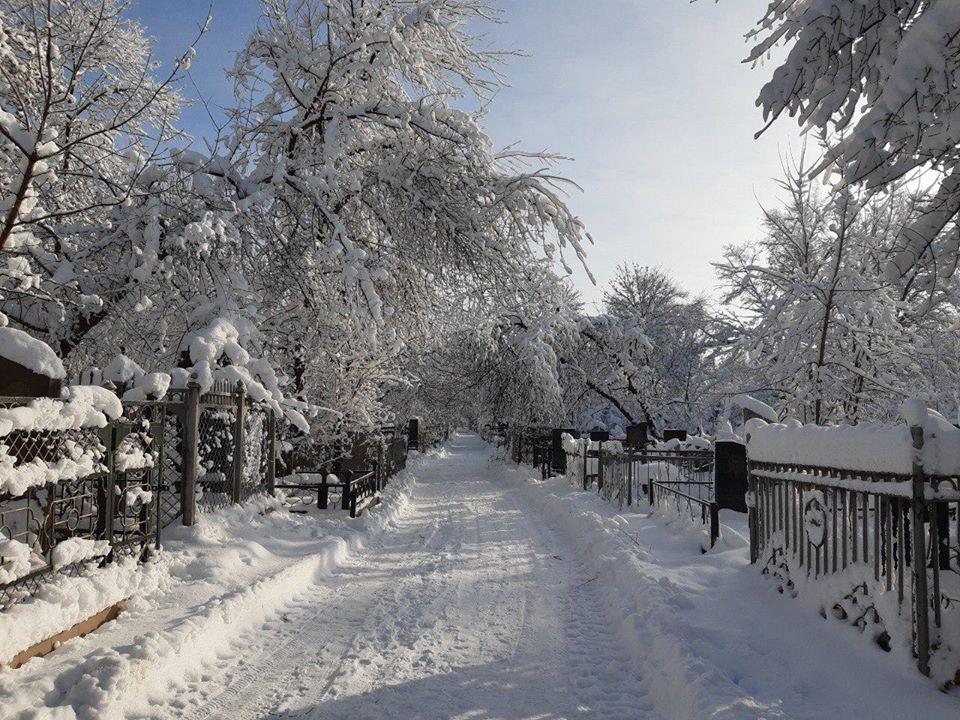 Мушкетовское кладбище