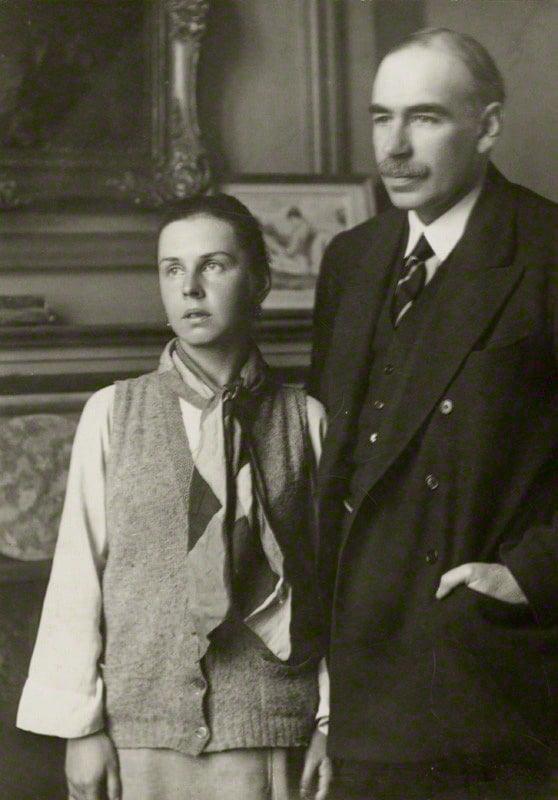 кенйнс с женой лопуховой