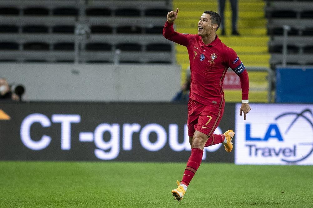 Криштиану Роналду стал лучшим бомбардиром в Европе
