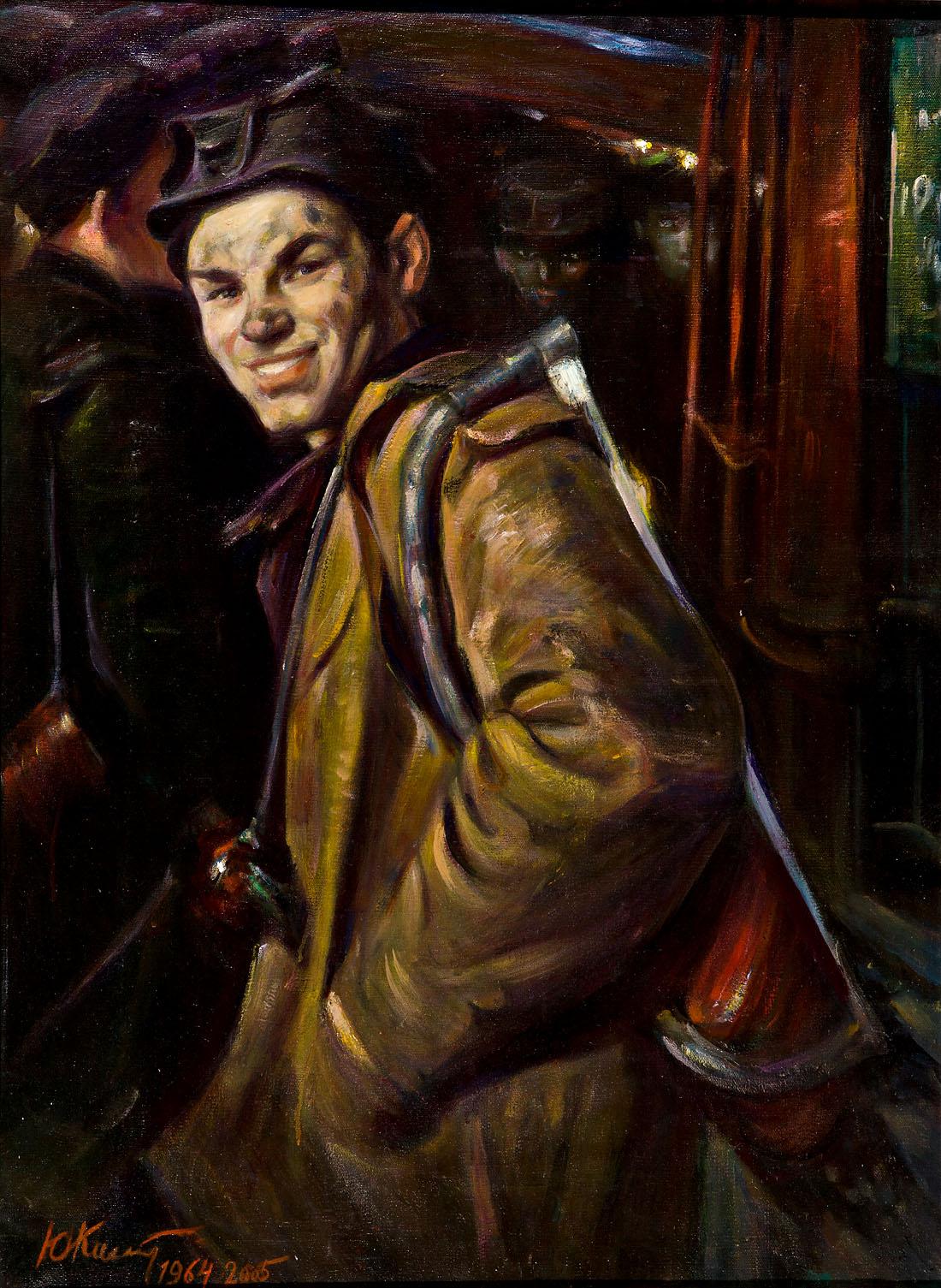 Портрет Алексея Шведова