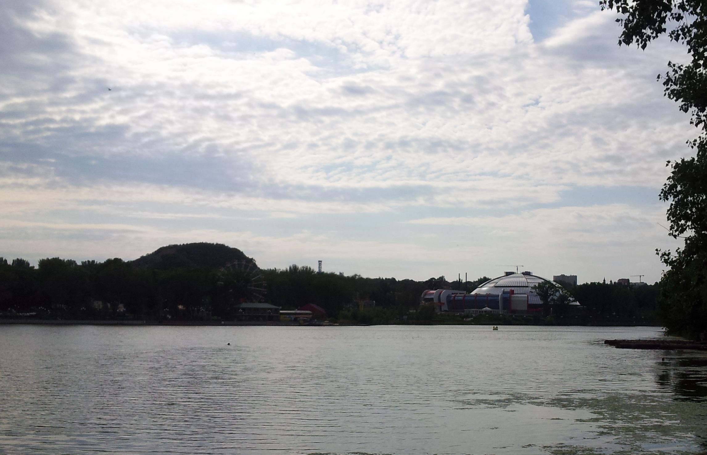 Аквапарк Аквасфера в июне