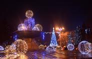 Донецк в декабре 2014