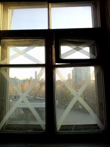 Донецкое окно