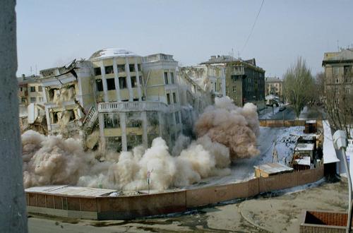 Взрыв Донбасса