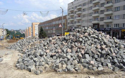 Оружие пролетариата на проспекте Ильича