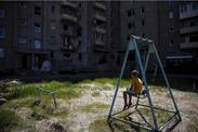 Донецк в июне 2015