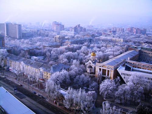 Чудесный Донецк
