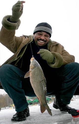 Рыбалка пуще неволи