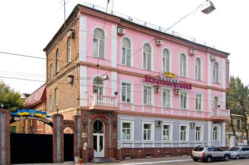 Гостиница Великобритания