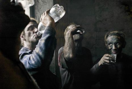 Донбасский романтизм Михаила Фридмана