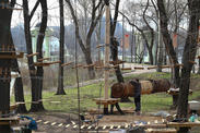 Парк Лень в Пень