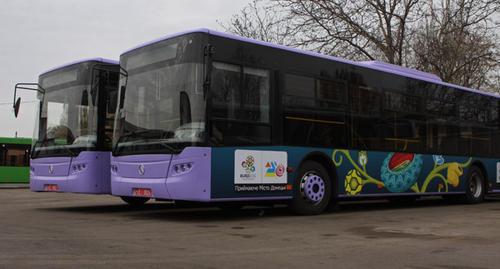 Автобусы к Евро