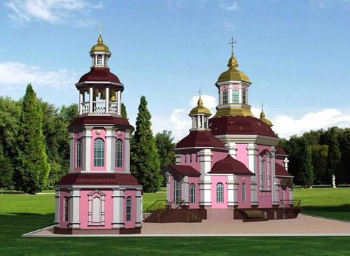 Храм Иоанна Сочавского