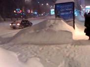 Video thumbnail for Вечерний снегопад