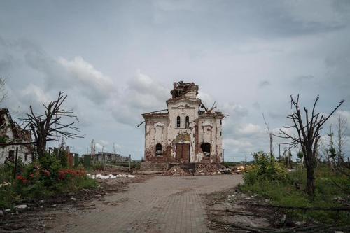 Донецк в июле 2015