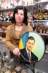 Янукович на блюде