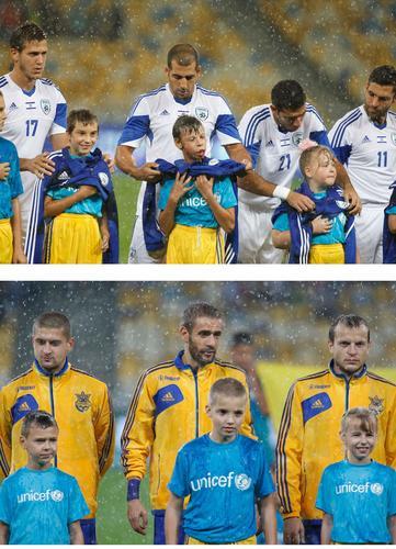 Украина - Израиль