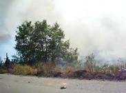 Video thumbnail for Пожар на складе в Донецке