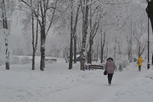Зима 2014: ушла, чтобы вернуться красиво