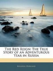 Обложка книги Красное правление