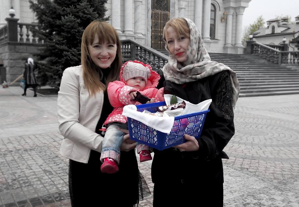 Кира Кристина и Наталья
