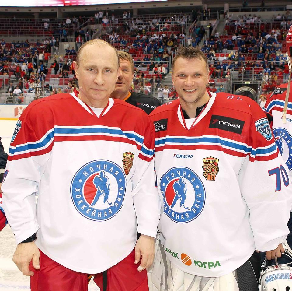 Набоков и Путин