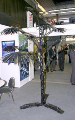 Немецкая пальма для Донецка