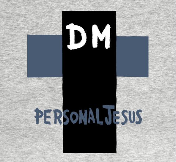 Депеш Мод Персональный Иисус