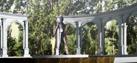 Проект памятника Анатолию Соловьяненко