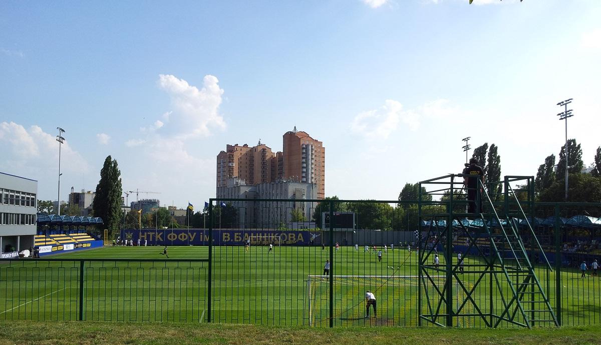 Стадион имени Виктора Банникова