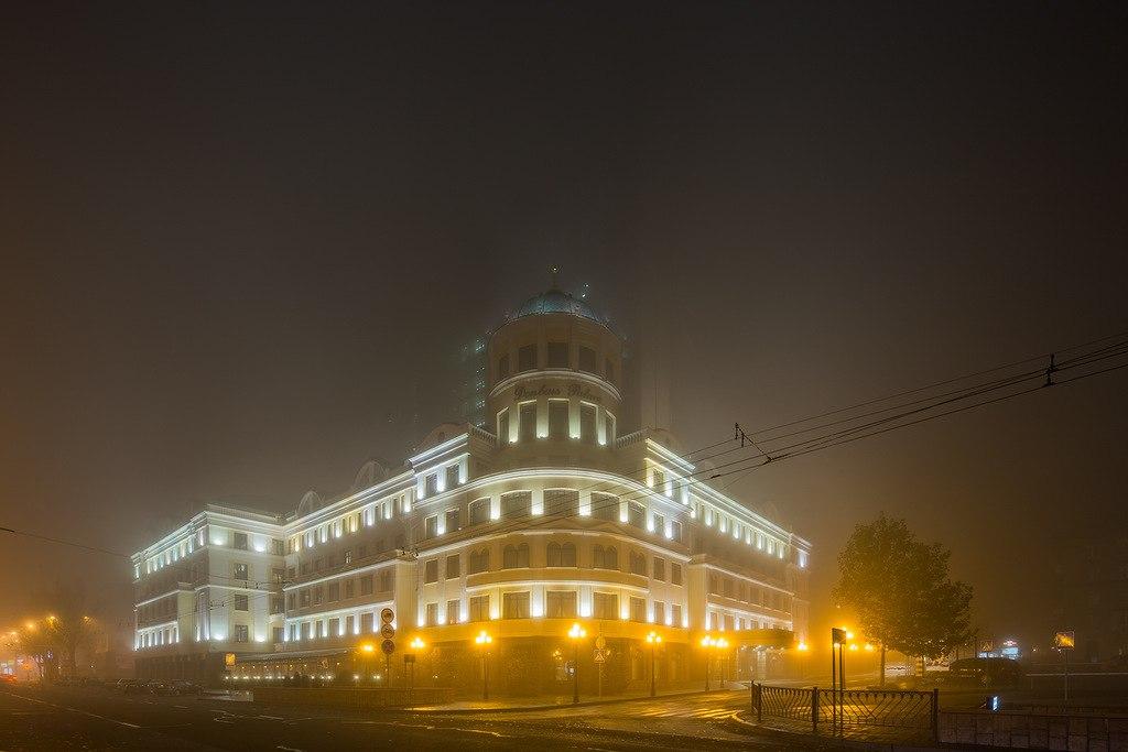 гостиница Донбасс - Палас